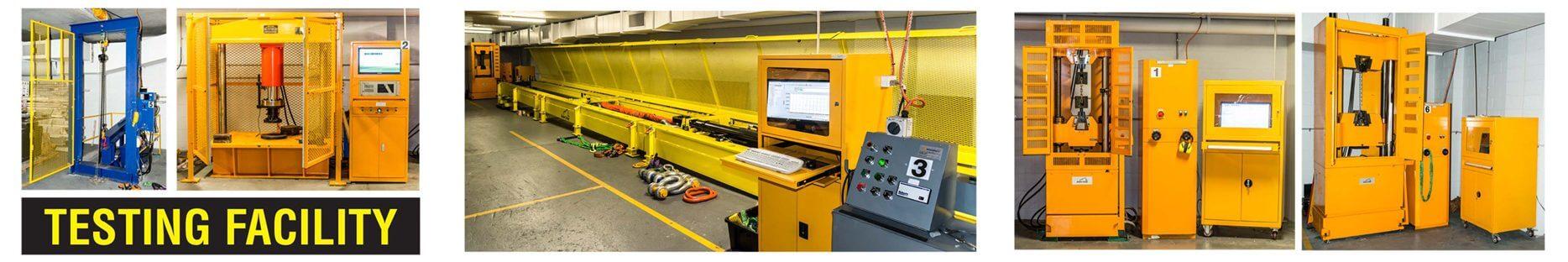 NATA Testing Facility