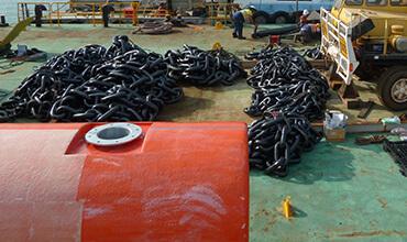 Buoy & Stud link Chain