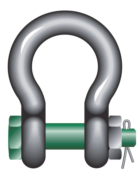 Green-Pin-Standard-Safety-Bolt-Image
