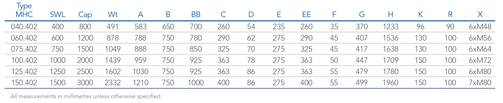 Double-Hook-Assembly-CHART